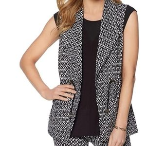 Lysse' Plus Piper Twill Vest New With Tags